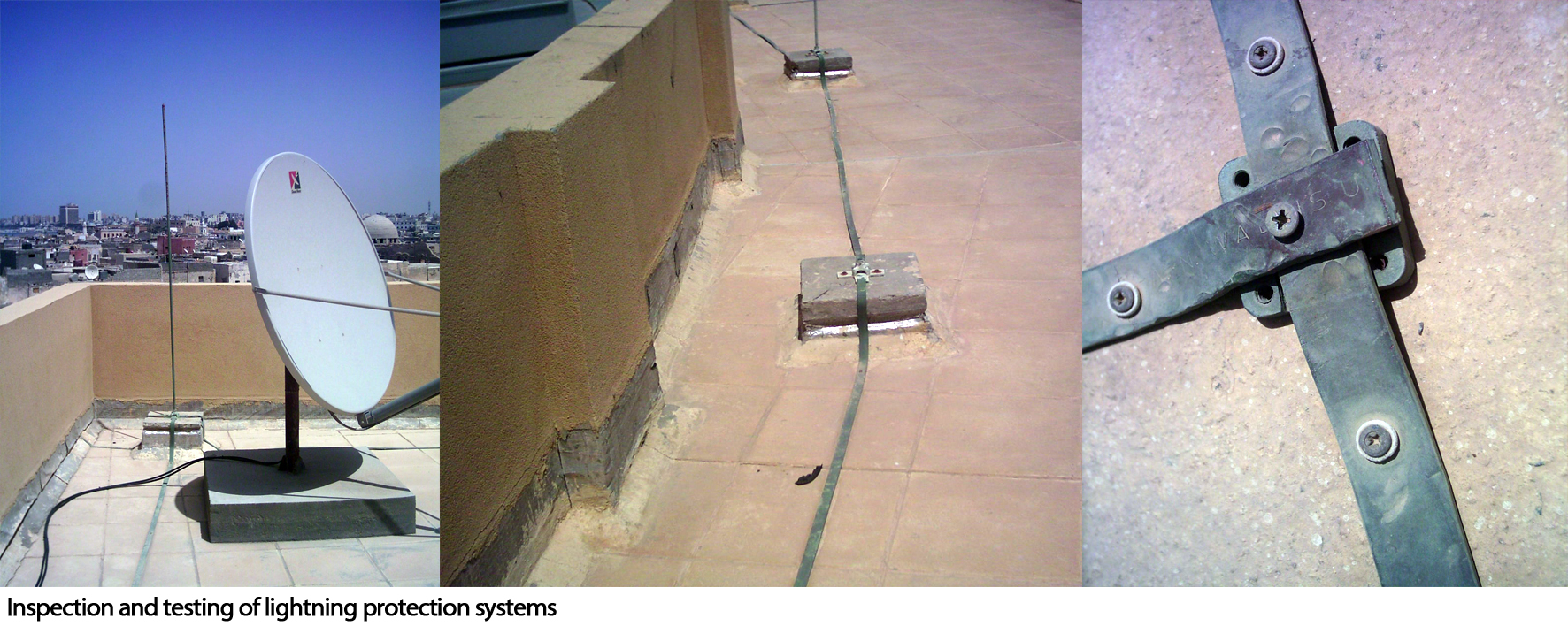 Lightning Protection Systems Galea Curmi