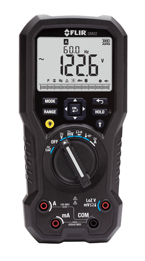 FLIR-DM92-Digital-Multimeter