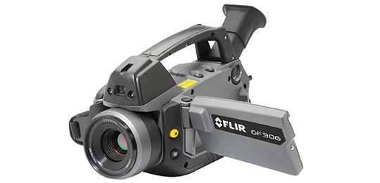 FLIR-GF306-pod