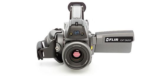FLIR-GF320-pod