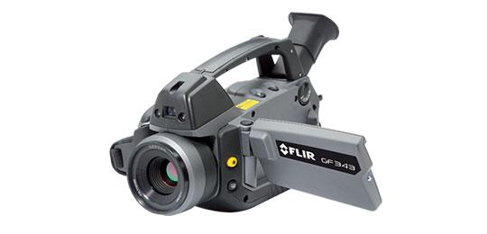 FLIR-GF343-pod