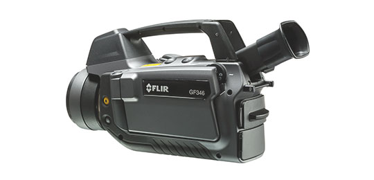 FLIR-GF346-pod